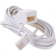 Dencon Telephone Extension Lead - 10m